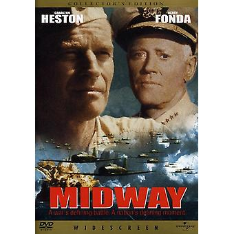Midway [DVD] USA import