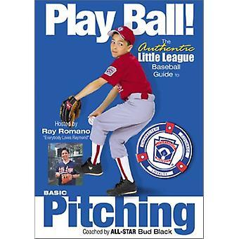 Spille bold!: grundlæggende Pitching (2003) [DVD] USA import