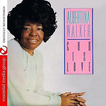 Albertina Walker - God Is Love [CD] USA import
