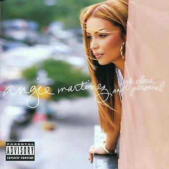 Angie Martinez - op tæt & personlige [CD] USA import