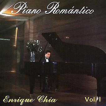 Enrique Chia - Enrique Chia: Chia, Enrique: Vol. 1-Piano Romantico [CD] USA import