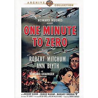 One Minute to Zero [DVD] USA import
