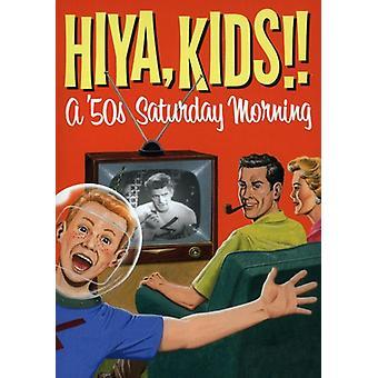 Hiya Kinder [DVD] USA importieren