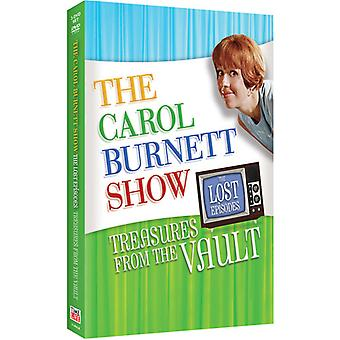 Carol Burnett - The Carol Burnett Show: Skatte fra T [DVD] USA import