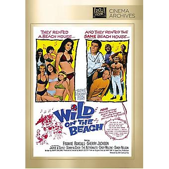 Wild on the Beach [DVD] USA import