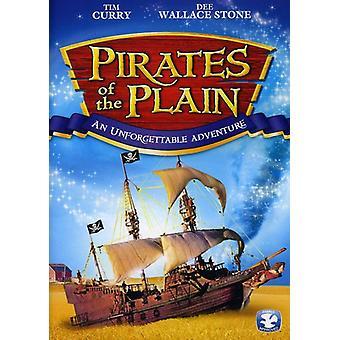 Pirates of the Plain [DVD] USA import