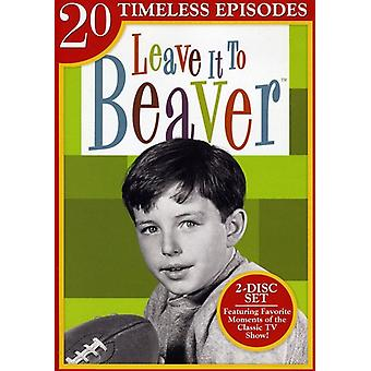 Laissez-le à Beaver : 20 import USA intemporel Eps [DVD]