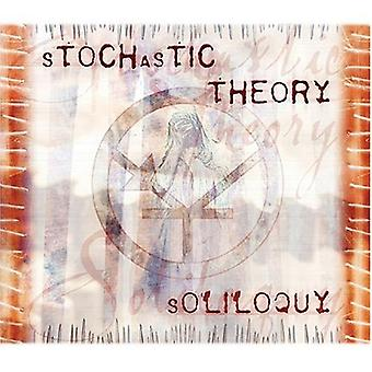 Stochastik - Monolog [CD] USA importieren
