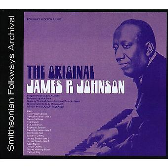 James P. Johnson - Original James P. Johnson [CD] USA import