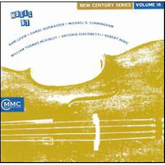 Levin/McKinley/Reno/Burwasser - nye århundrede serie, Vol. 18 [CD] USA importerer