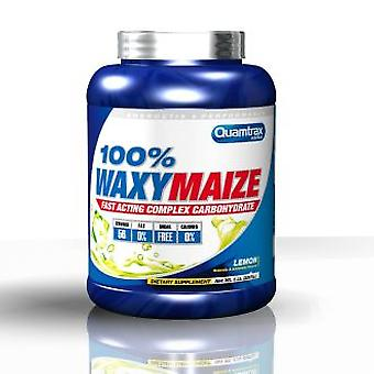 Quamtrax Nutrition 100% Waxymaize Unflavoured 2260 gr (Sport , Energy , Carbohydrates)