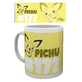 Pokemon Pichu Mug