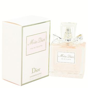 Christian Dior Women Miss Dior (miss Dior Cherie) Eau De Toilette Spray (New Packaging) By Christian Dior