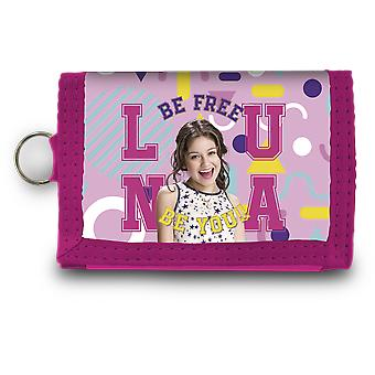 Kids Euroswan Billetera Soy Luna (Toys , Home And Professions , Makeup And Accessoiries)