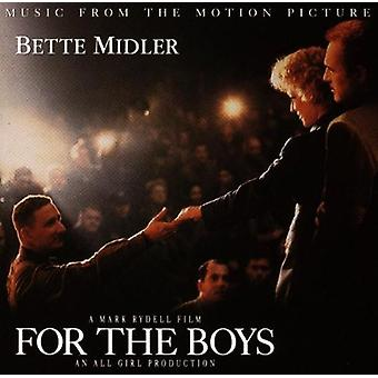 For the Boys - Soundtrack [CD] USA import