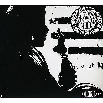 Protestera - 01.05.1886 [CD] USA importerer