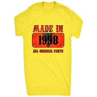 Renowned Made in Albania in 1998 All Original Parts