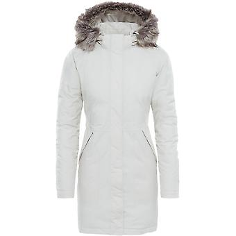 Arctic Parka North Face Womens - Vintage bianco