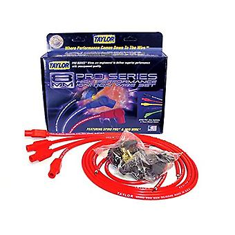 Taylor Cable 73235 Spiro-Pro Red Spark Plug Wire Set