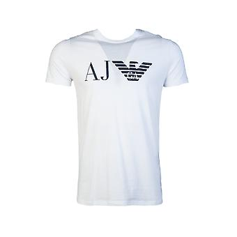 Armani Jeans Round Neck T Shirt 8N6T99 67PFZ