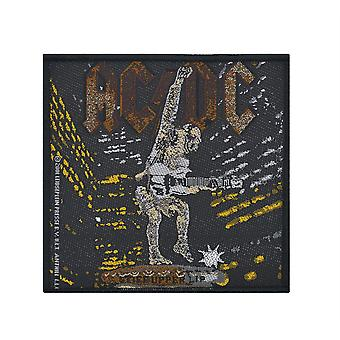 AC/DC Stiff Upper Lip gewebten Patch