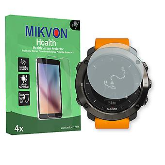 Suunto Traverse Screen Protector - Mikvon Health (Retail Package with accessories)