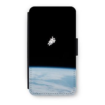 Samsung Galaxy J3 (2016) Flip Case - Alone in Space