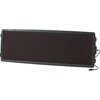 Solar Car Battery Charger 15W