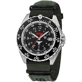 KHS horloges mens watch enforcer KHS staal. ENF. NXTO1