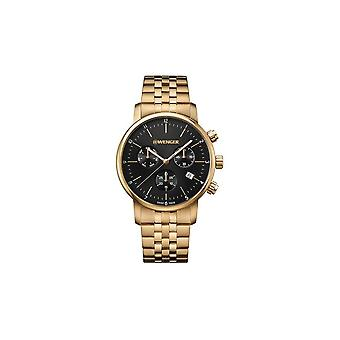 Wenger mens watch urban classic Chrono 01.1743.103