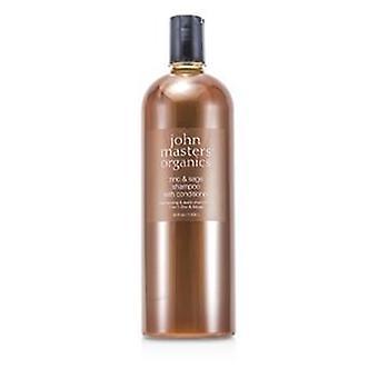 Zinc & Sage Shampoo With Conditioner - 1035ml/35oz