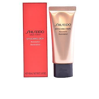 Shiseido Synchro huid Illuminator #rose 40 Ml voor vrouwen