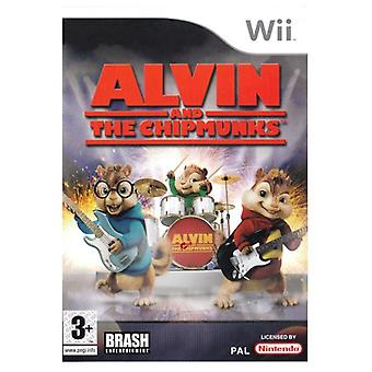 Alvin et les Chipmunks (Wii)