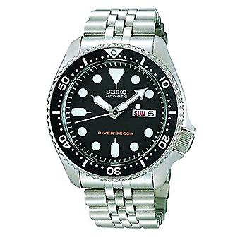 Seiko Diver's Automatic Black Dial Stainless Steel Men's Watch SKX007K2
