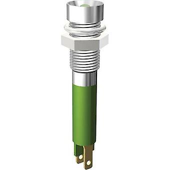 Signal Construct LED indicator light Yellow 24 Vdc SMZD06114