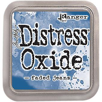 Tim Holtz Distress Oxides Ink Pad-Faded Jeans