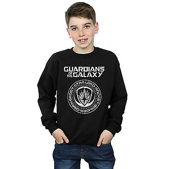 Marvel Boys Guardians Of The Galaxy Vol. 2 Distressed Seal Sweatshirt