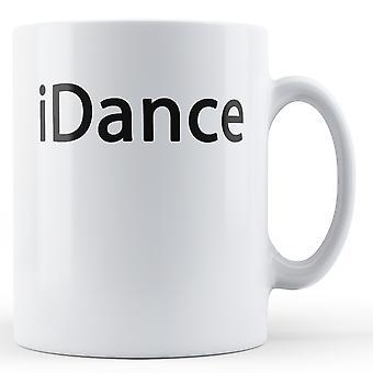 iDance - Printed Mug