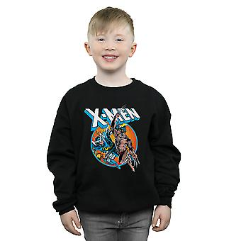 Marvel Boys X-Men Broken Chains Sweatshirt