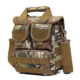 Shoulder bag in Camo, 23x22x12 cm KX6011ITALY