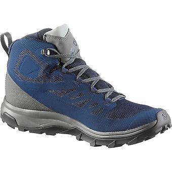 Zapatos de hombre Salomon contorno Mid Goretex 13 L40476400