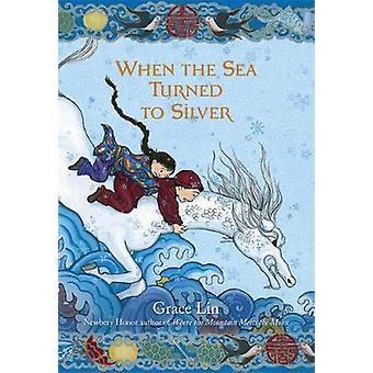 Quand la mer se tourna vers Silver de Grace Lin - livre 9780316125925