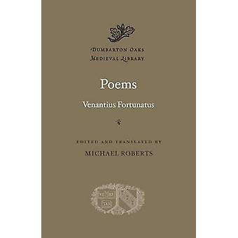 Poemas de Venantius Fortunatus - livro 9780674974920