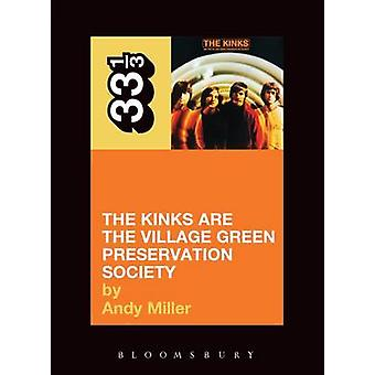 The Kinks' The Village Green Preservation Society by Andy Miller - 97