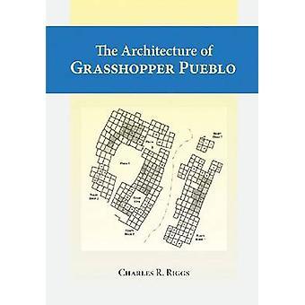 De architectuur van de sprinkhaan Pueblo door Charles Riggs - 97808748085