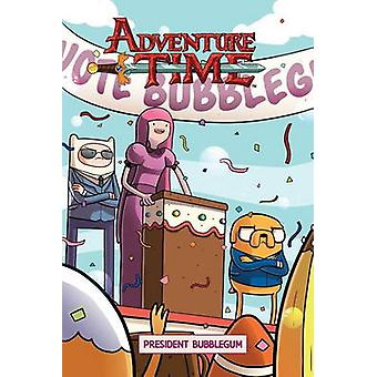 Adventure tid OGN - Vol. 8 - formand Bubblegum af Josh Trujillo - Za