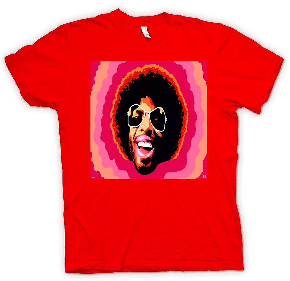 Mens T-shirt - 70s Inspired Cool Retro Design