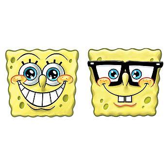 Spongebob Card Face Mask Set of 2