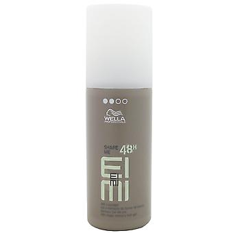 Wella EIMI shape me 48h liquid gel for a 48 hour hold 150 ml