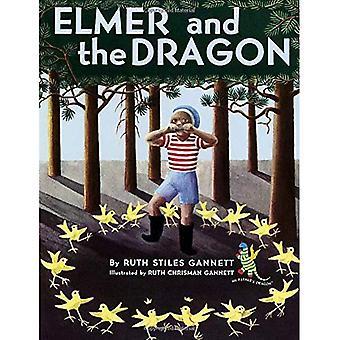 Elmer et le Dragon (trilogie des dragons de mon père)